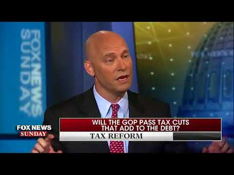 Fox News Sunday. Chris Wallace. White House Legislative Affairs Dir. Marc Short on tax reform