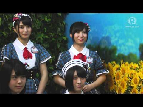 AKB48 in Manila