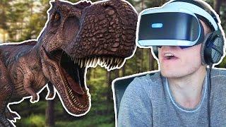 ARK: SURVIVAL IN VR?!