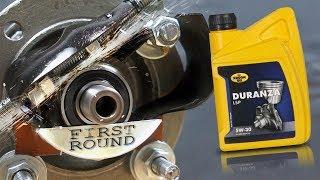 Kroon Oil Duranza LSP 5W30 Jak skutecznie olej chroni silnik?