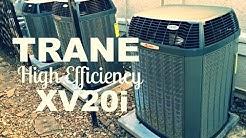 Trane XV20i 20 SEER HVAC Review