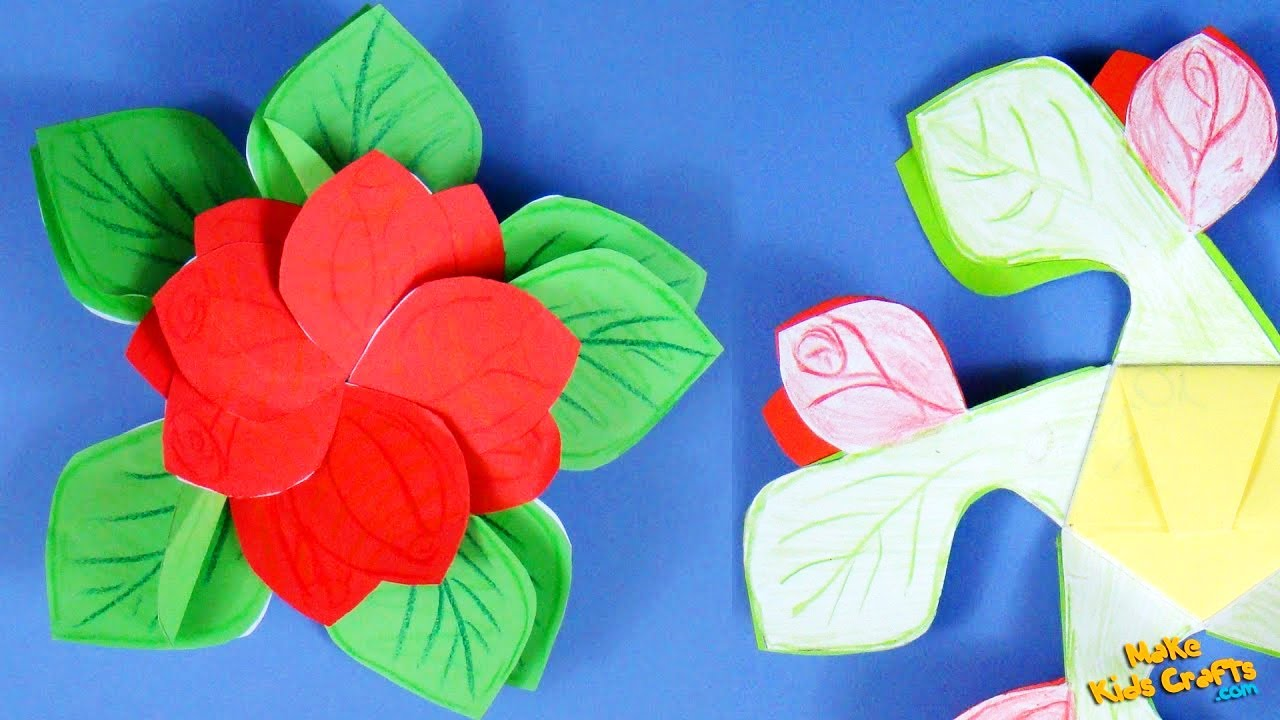 Kindergarten Grandparents Day Craft