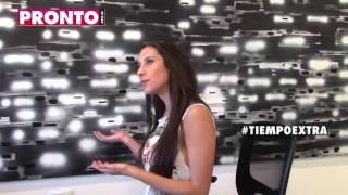 #TIEMPOEXTRA con Belén Etchart