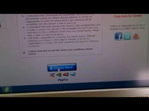 unlocking samsung SGH A157 from Cellunlocker.net
