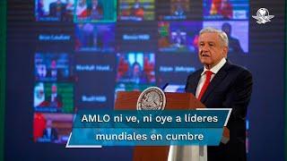 En reunión virtual, líderes anuncian compromisos medioambientales, mientras presidente mexicano no tiene objetivos para reducir emisiones de gases de efecto invernadero