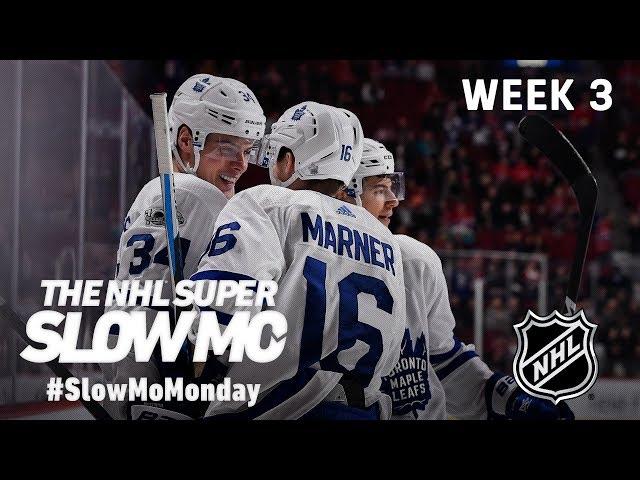 Super Slow Mo: Week 3