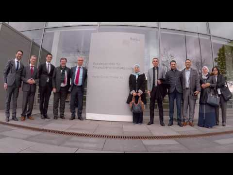 Central Bank Visits Germany - Knowledge Exchange by GIZ