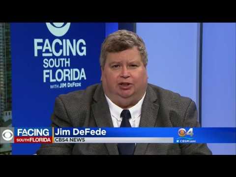 Rubio discusses North Korea, Iran, Colombia on CBS Miami's Facing South Florida