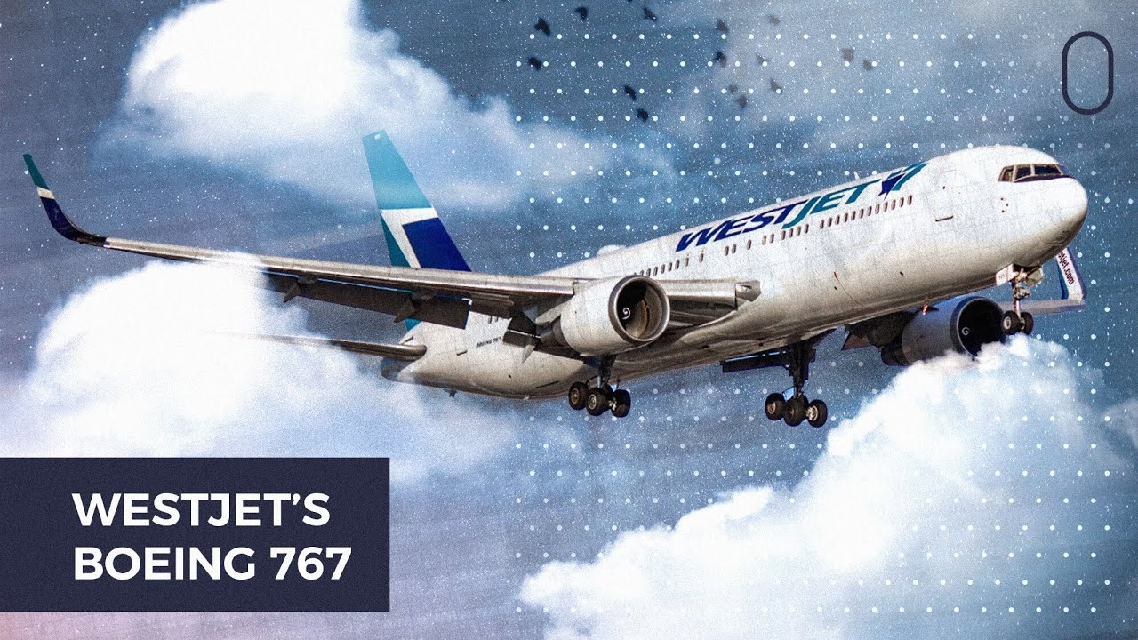 The Boeing 767: The Aircraft That Changed WestJet