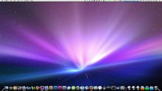 Hide Your Desktop iCons With A Keyboard Shortcut