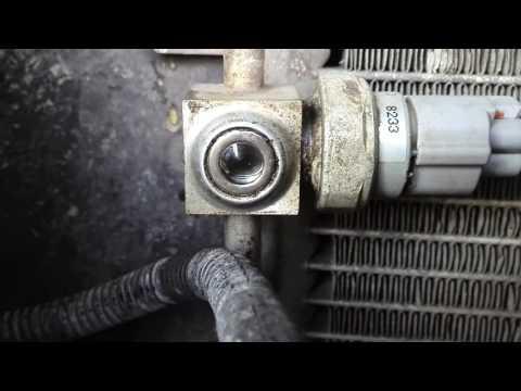 Не работает кондиционер и грохот малой цепи J20a Suzuki Grand Vitara