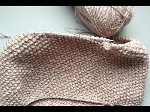Вязание спицами узор рис схема