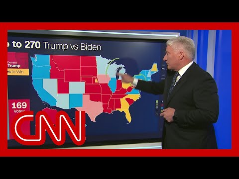 Breaking down the electorate map 6 weeks ahead of the election