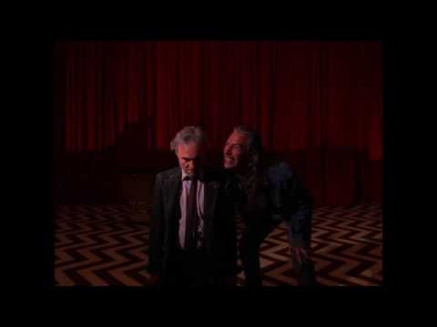 Twin Peaks: BOB and Evil Cooper