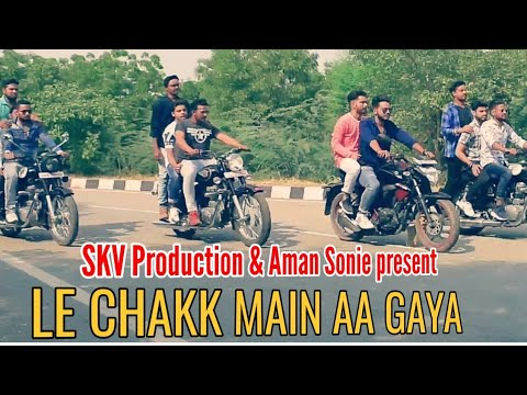 Le Chakk Main Aa Gaya | Parmish Verma | Desi Crew | Cover Song | SKV Production