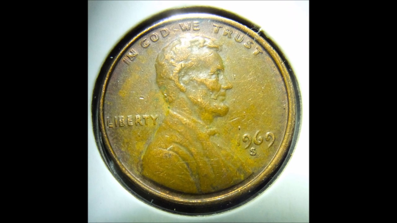Another Rare 1969 S Doubled Die Lincoln Cent Found 15k