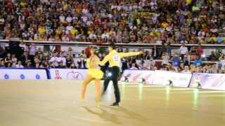 2 Solo One by One Final Round - Colombia Salsa Sport Couple - World Champions