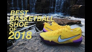 ARE THE KOBE AD NXT 360 THE BEST BASKETBALL SHOE OF 2018? (PERFORMANCE REVIEW/UNBOXING)