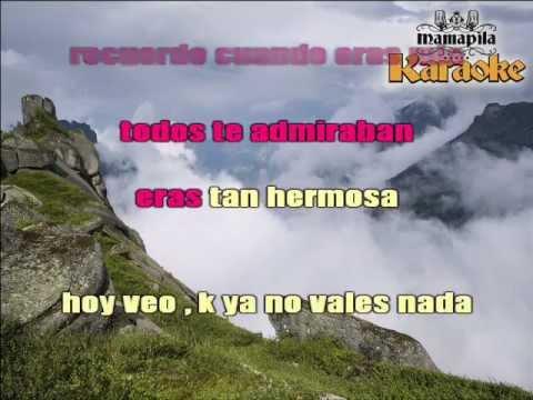 La Loca - Guiller (Karaoke)