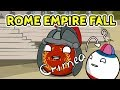 Roman Empire vs Barbarians | Crimea - Countryballs
