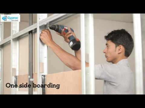 Double Layer Drywall