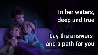 """Download Evan Rachel Wood - All Is Found (From """"Frozen 2""""/Lyric Video)#frozen2"""