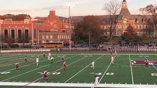 Ridgewood HS Varsity Soccer Team VS  Montclair HS