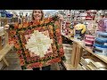 Patchwork Table Topper Tutorial!