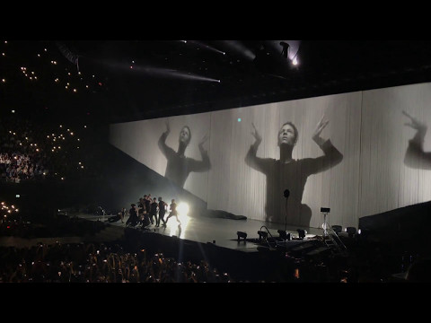 Ariana Grande | Dangerous Woman Tour (Amsterdam 14.05.2017) | 4K Video | Part 1