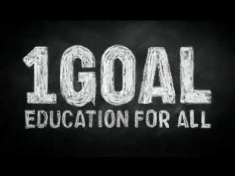 1 goal education for all campaign what will you do?
