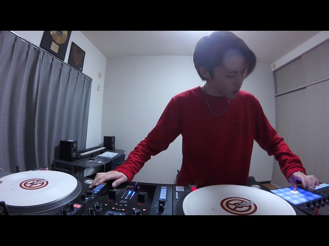 DJ YUTO - Red Bull Thre3Style 2018 Entry #3style