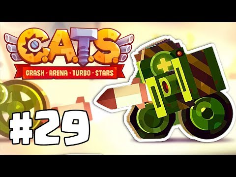 THIS SETUP IS INSANE!!! | C.A.T.S | Crash Arena Turbo Stars Gameplay Part 29