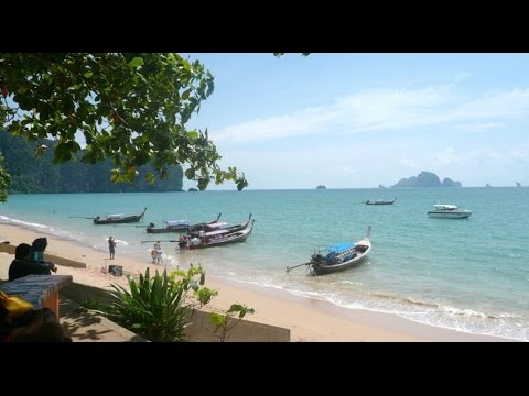 Top10 Recommended Hotels In Ao Nang Beach, Thailand