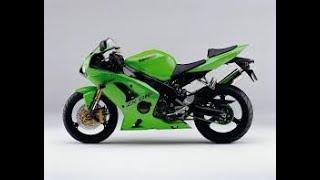 Kawasaki ZX6RR İlk Motorum