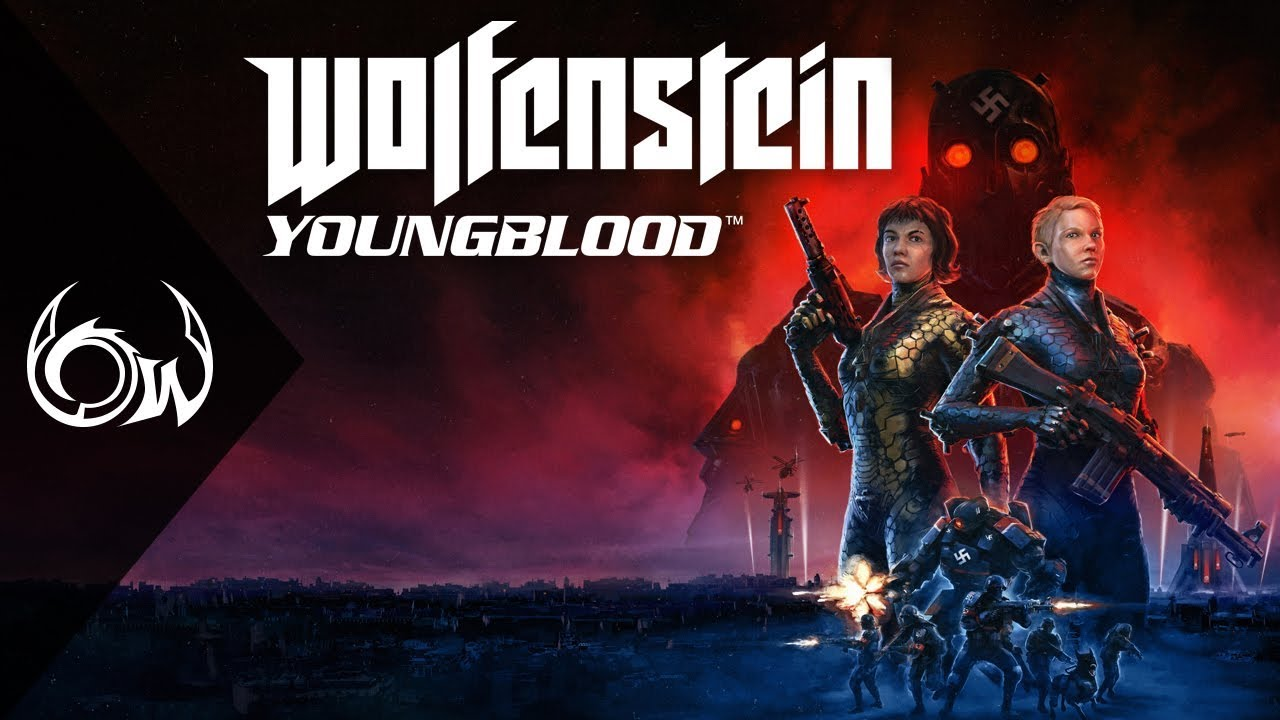 Nácidaráló - Wolfenstein: Youngblood 🎮 thumbnail