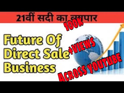 "Future of ""Direct sale"" in india"