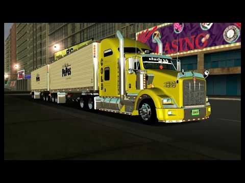 Kenworth T800 Cold & Time Pepes By Tornadovtctea 18 Wos Haulin