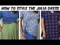 How to Style LULAROE: Styling the Julia Dress