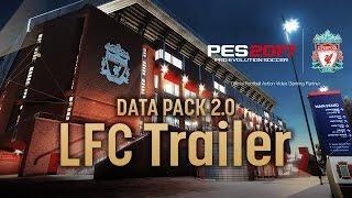 PES 2017 | DLC Data Pack 2.0: Trailer 'Liverpool FC'