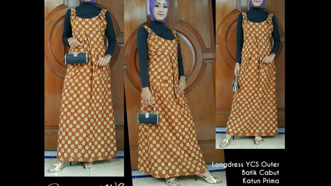 WA 0812 2533 6662 gamis batik jenahara gamis batik jumbo murah