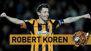 Robert Koren's Goals for Hull City