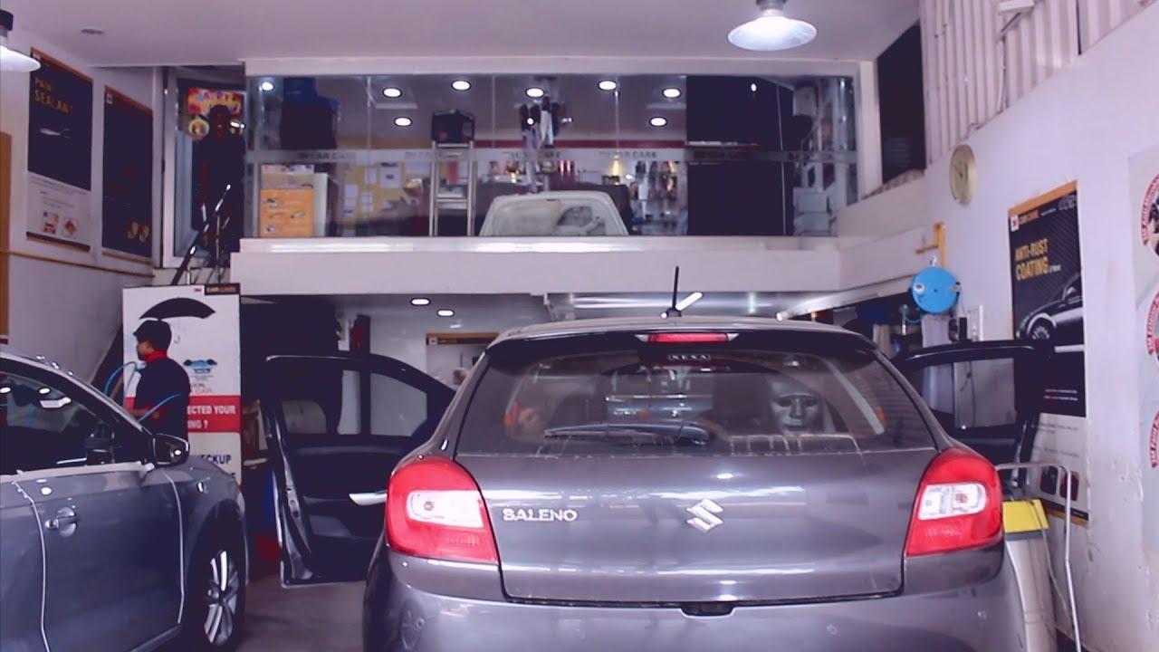 3m Car Care Washing Uv Protect Wax Treatment Youtube