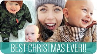 BEST CHRISTMAS EVER!! | HANNAH MAGGS Thumbnail
