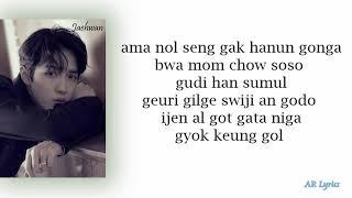 Kim Jaehwan - Begin Again (Easy Lyrics)
