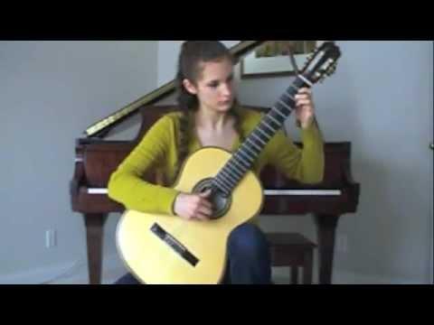 Allegro from Violin Sonata No. 2, BWV 1003 by J. S. Bach