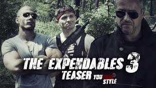 THE EXPENDABLES 3 - Youtube Style