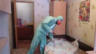 Уничтожение клопов в квартире(Подробная информация об уничтожении клопов нашей фирмой: http://parazit.pro/borba_s_nasekomymi/klopy Избавиться от клопов..., 2015-02-16T10:33:53.000Z)