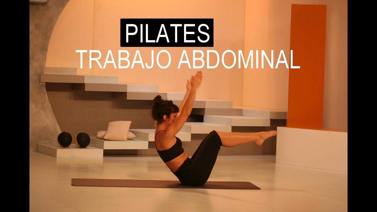 Pilates En Casa Ejercicio Físico Para Tonificar Y Adelgazar Youtube