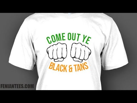 The Wolfe Tones - Come Out Ye Black And Tans