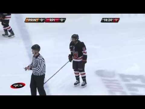 RPI Women's Hockey vs. Princeton University